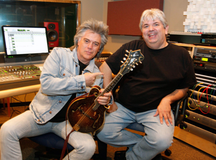 Marty Stuart and Dave