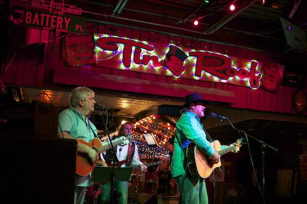 Buddy Jewell at Lamon Records Showcase